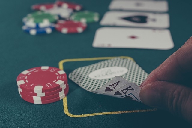 beginilah cara bermain poker agar menang terus