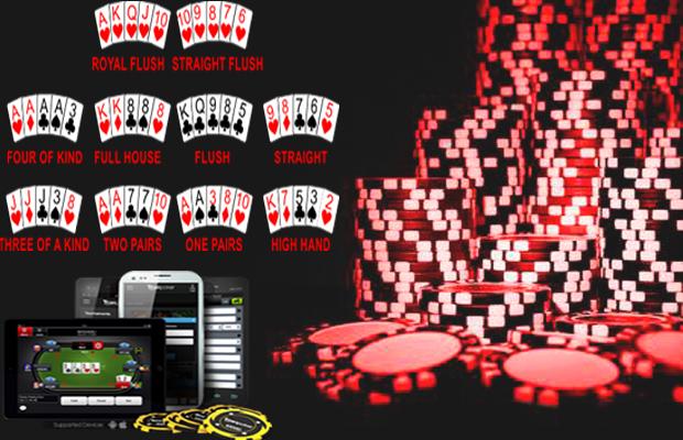 Mengenal Kombinasi Tatanan Kartu Pada Poker Online QiuQiuindah menghadirkan tatanan kombinasi kartu pada games poker online
