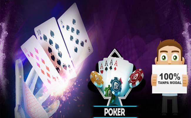 Inilah Game Poker Yang Menghasilkan Uang Tanpa Modal dengan cara yang tidak instan , simaklah serangkaian langkah yang harus Anda lakukan untuk mendapatkan uang melalui game poker online ini.